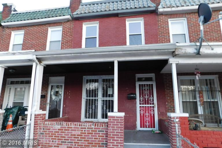 63 Morley St, Baltimore, MD
