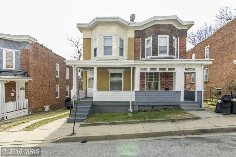 535 Richwood Ave, Baltimore, MD