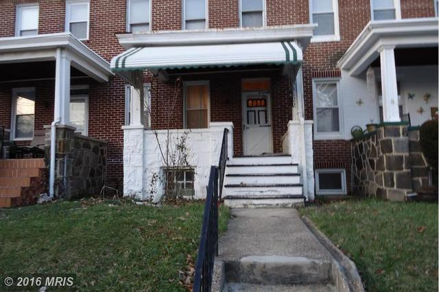 3122 Sequoia Ave, Baltimore, MD