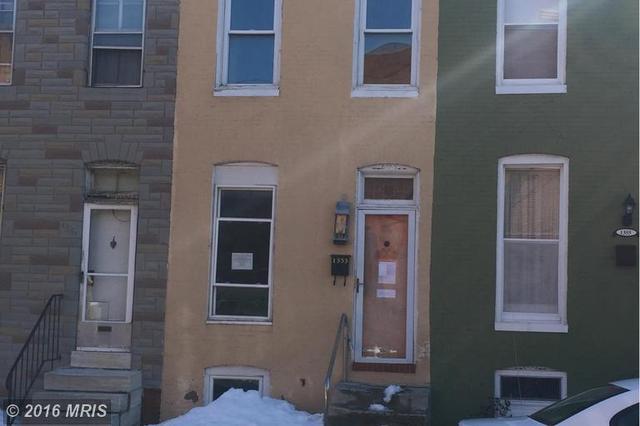 1353 Ward St, Baltimore, MD