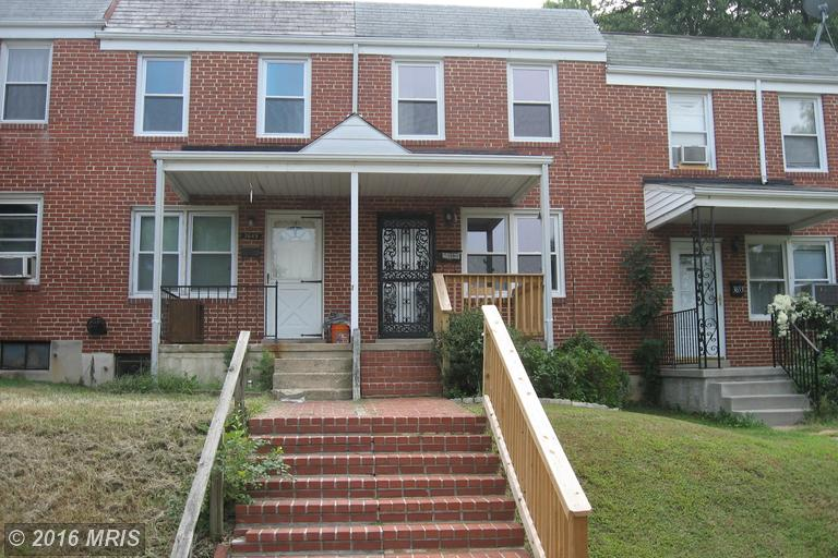 3651 Clarenell Rd, Baltimore, MD