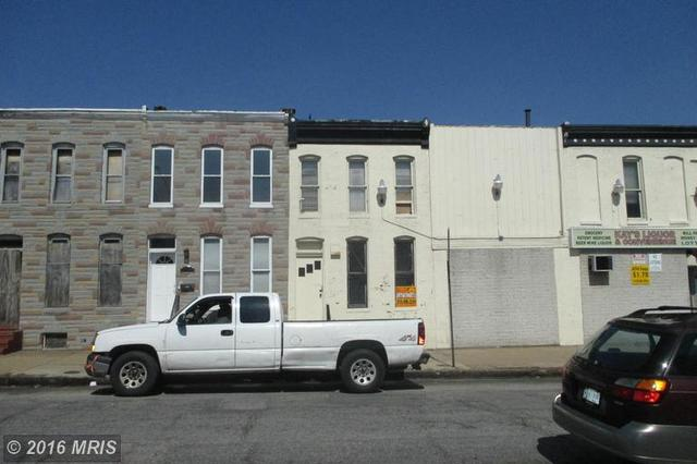 2440 Biddle St, Baltimore, MD