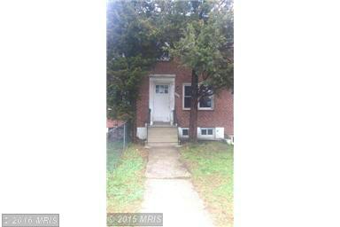 4426 Eldone Rd, Baltimore, MD