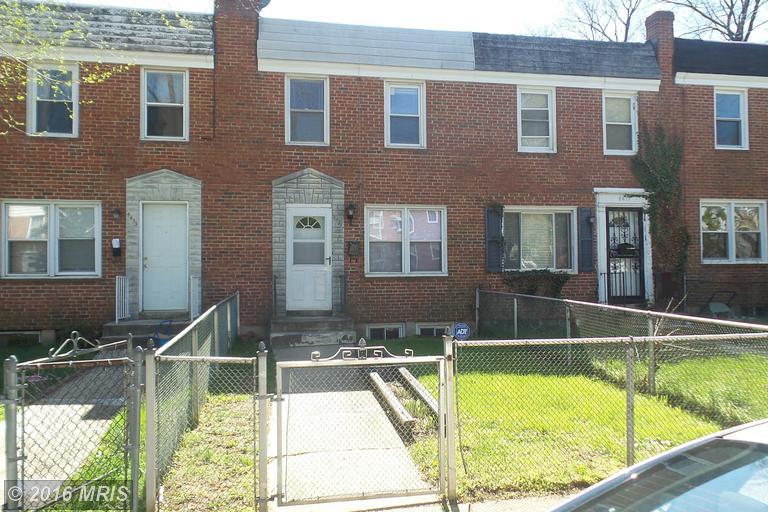 4437 Eldone Rd, Baltimore, MD