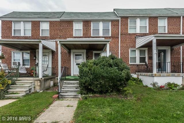 4297 Falls Rd, Baltimore, MD
