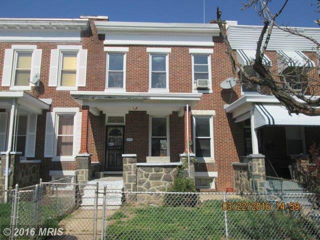 1636 Chilton St, Baltimore, MD