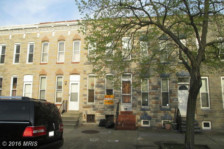 331 Woodyear St, Baltimore, MD
