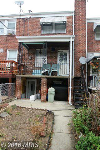 4361 Nicholas Ave, Baltimore, MD