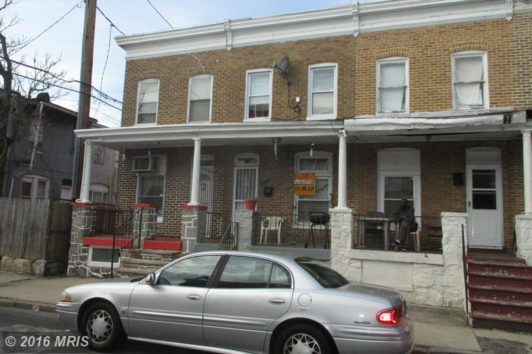 2402 Llewelyn Ave, Baltimore, MD