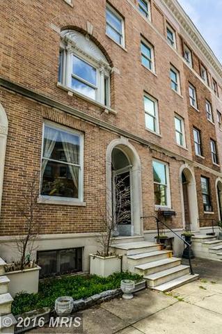 1118 Calvert St, Baltimore, MD