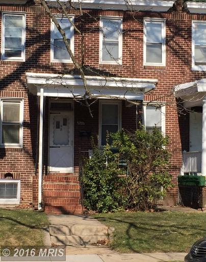 3622 Hayward Ave, Baltimore, MD