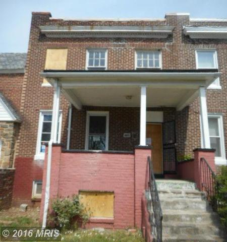 3906 Woodhaven Ave, Baltimore MD 21216