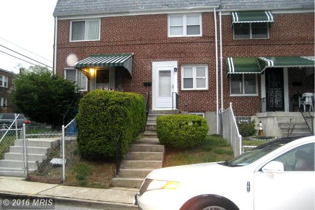 4108 Flowerton Rd, Baltimore MD 21229