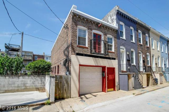 1620 Olive St, Baltimore MD 21230