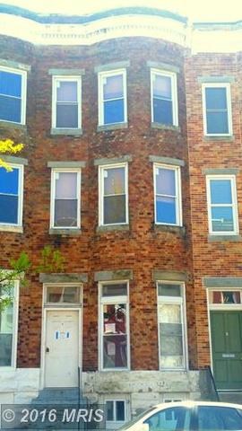 313 22nd St, Baltimore MD 21218