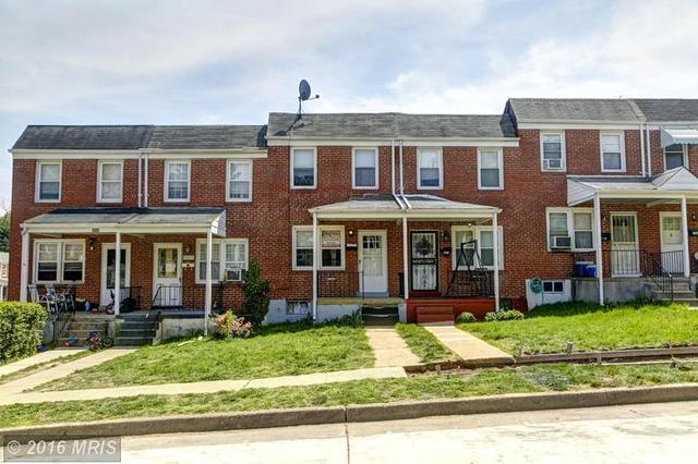 3539 Benzinger Rd, Baltimore MD 21229