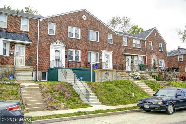 4936 Westhills Rd, Baltimore MD 21229