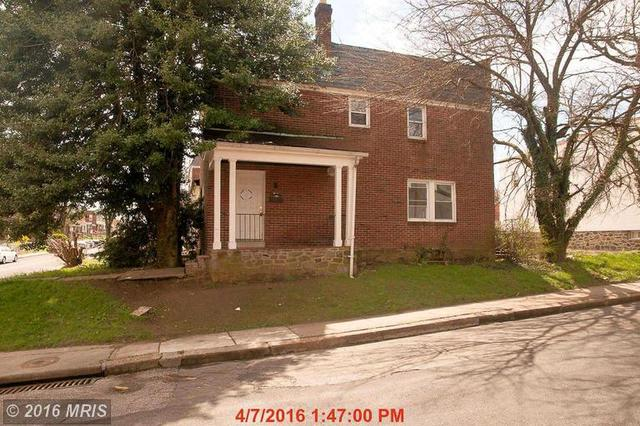 734 Mount Holly St, Baltimore MD 21229