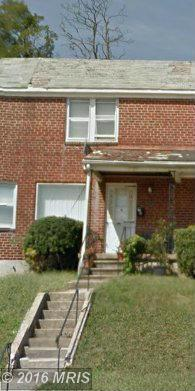 3120 Piedmont Ave, Baltimore MD 21216