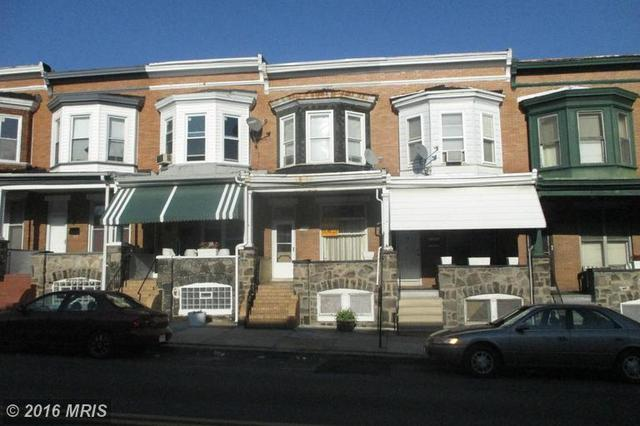 1729 Bentalou St, Baltimore MD 21216