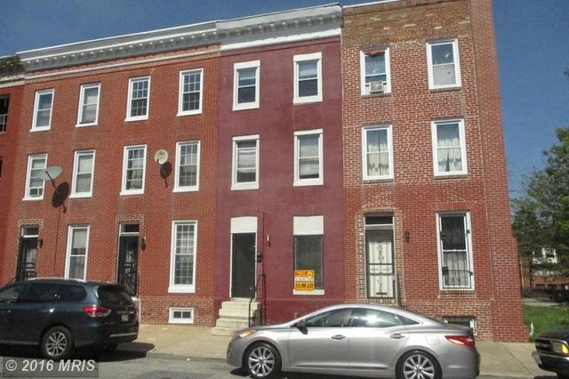 1519 Argyle Ave, Baltimore MD 21217