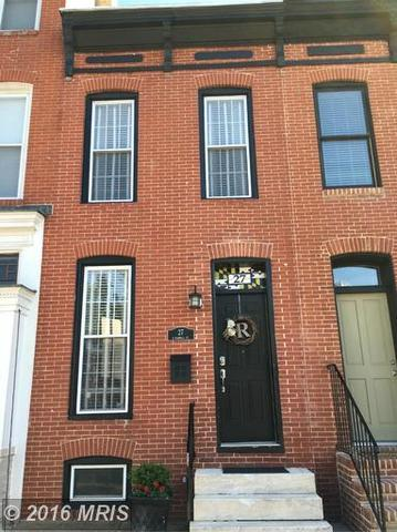 27 Randall St, Baltimore MD 21230