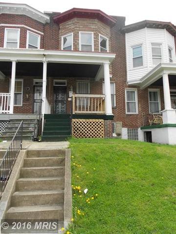2307 Lexington St, Baltimore MD 21223