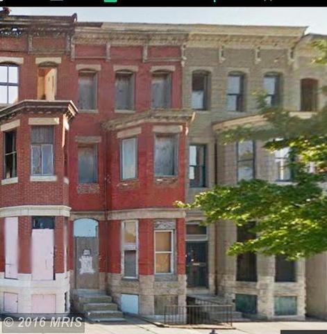 1509 E North Ave, Baltimore MD 21213