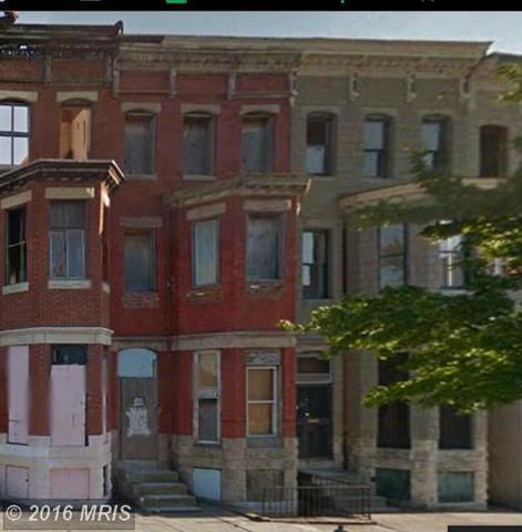 1511 E North Ave, Baltimore MD 21213
