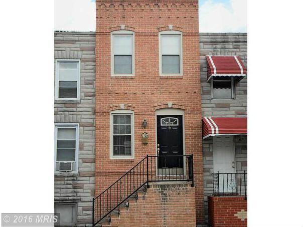 1167 Washington Blvd, Baltimore, MD