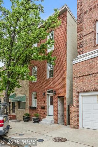 1736 Gough St, Baltimore MD 21231