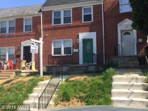 445 Random Rd, Baltimore MD 21229
