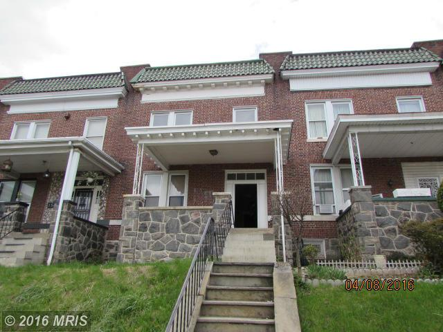 1513 33rd St, Baltimore, MD