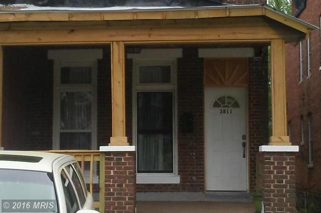 3811 Clifton Ave, Baltimore MD 21216