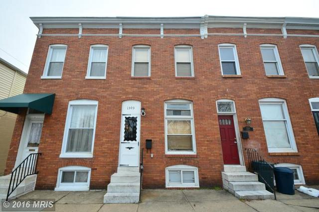 1303 Herkimer St, Baltimore, MD
