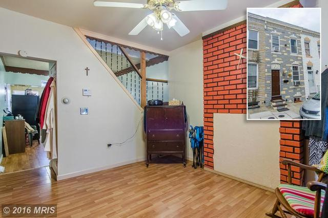 1253 Sargeant St, Baltimore, MD