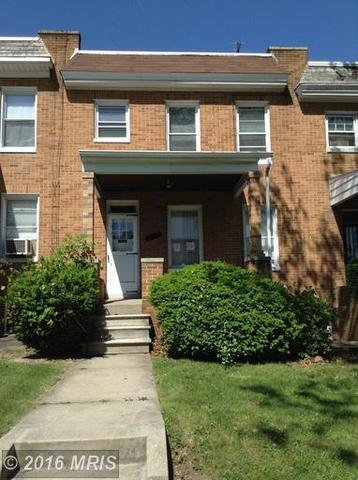 4370 Shamrock Ave, Baltimore, MD