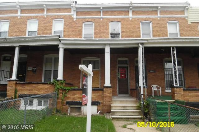 1807 30th St, Baltimore, MD