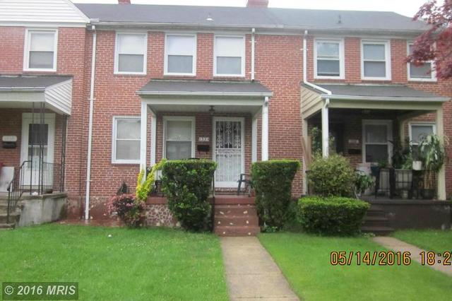 1334 Stonewood Rd, Baltimore, MD