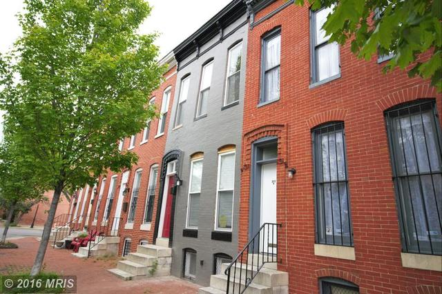 309 Fremont Ave, Baltimore MD 21230