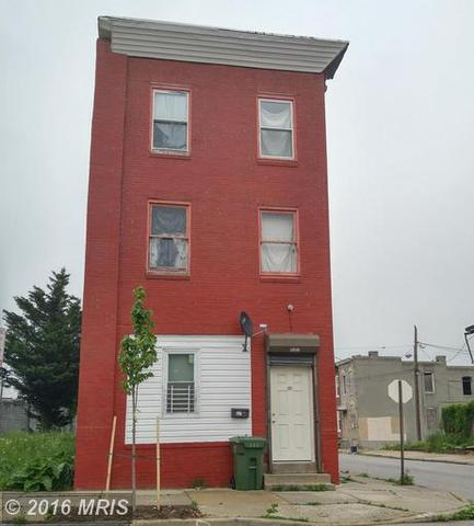 321 Payson St, Baltimore MD 21223