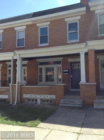 4217 Sheldon Ave, Baltimore, MD