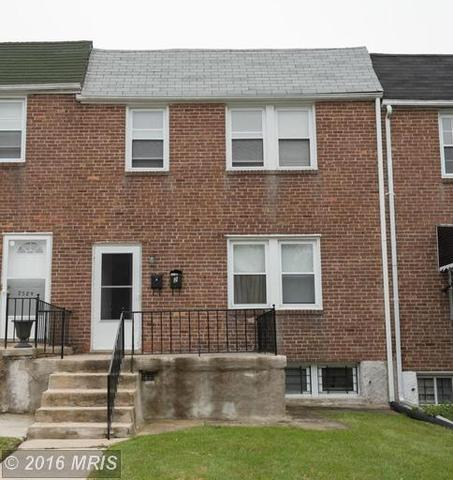 2531 Mosher St, Baltimore MD 21216