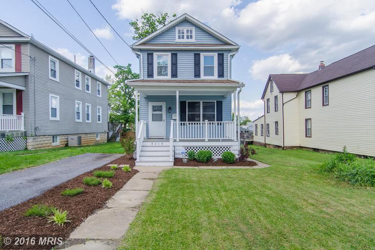 3214 White Ave, Baltimore MD 21214