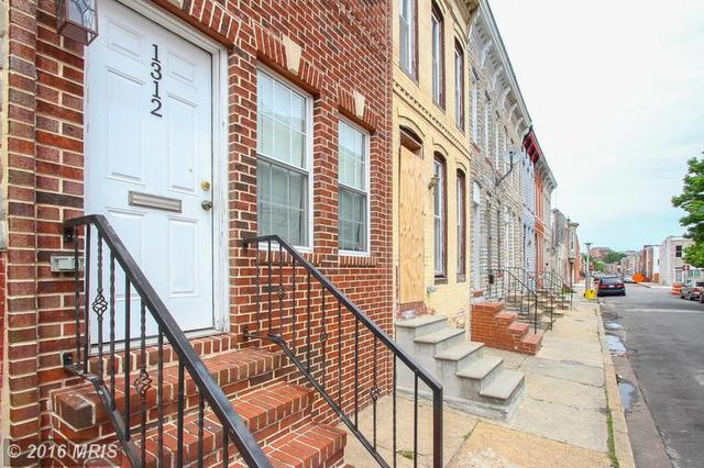 1312 Sargeant St, Baltimore MD 21223