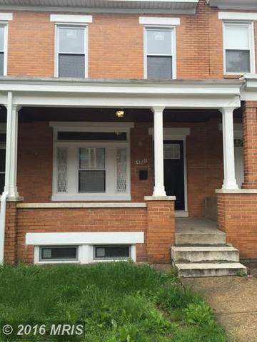 4221 Sheldon Ave, Baltimore, MD