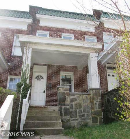 2829 Presbury St, Baltimore MD 21216