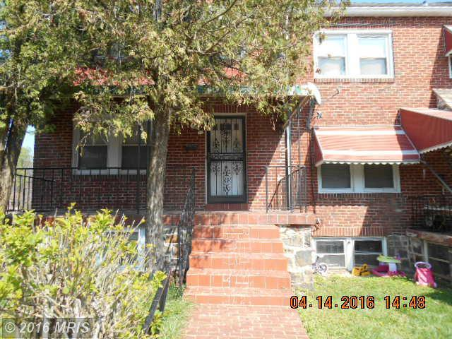 1 Rosedale St, Baltimore MD 21229