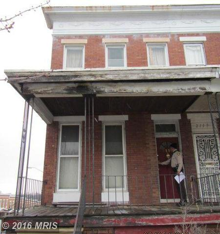 2119 Longwood St, Baltimore MD 21216