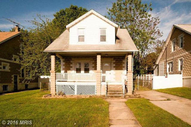 3719 Ridgecroft Rd, Baltimore, MD